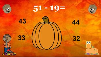 Google Classroom: Subtract 2 Digit