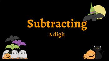 Google Classroom- Subtracting 2 Digit