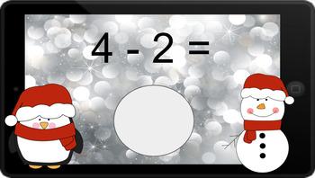 Google Classroom: Subtracting 2- Winter