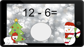 Google Classroom: Subtracting 6 - Winter