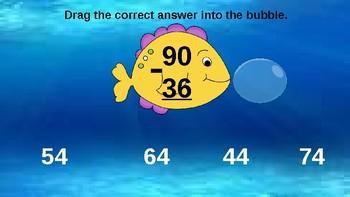 Google Classroom: Subtraction 2 Digit (Regrouping)