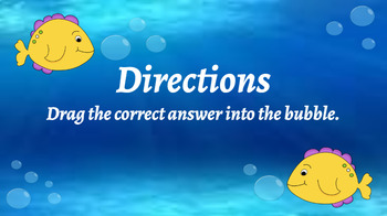 Google Classroom: Subtraction 3 Digit ( Regrouping)- Fish
