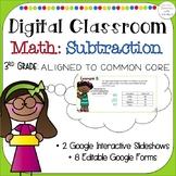 Digital Classroom: Subtraction