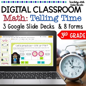 Google Classroom: Telling Time