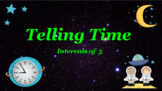 Google Classroom: Telling Time- Intervals of 5