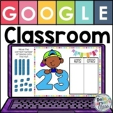 Google Classroom Tens and Ones Place Value  Distance Learning