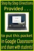 The Best School Year Ever Interactive Notebook - Paperless for Google Classroom