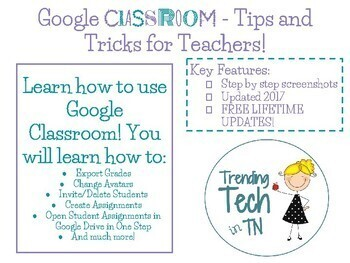 Google Classroom Tutorial for Teachers - Online Distance Learning - Free Updates