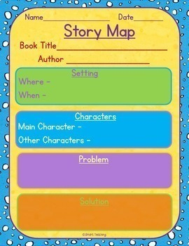 Google Classroom - Use With Any Story - Writing Activities for Google