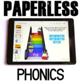 Phonics Activities {Escalator} for Google Classroom™