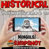 Google Classroom Yuan or Mongols Snapshot Interactive Dist