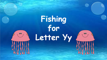 Google Classroom: letter Y