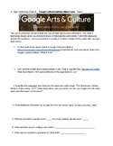 Google Cultural Institute Lesson Researching Scientist Mar