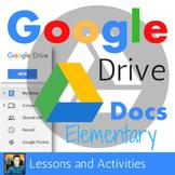 Google Docs Elementary Lesson & Activities