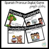 Google Digital Game in Spanish *Pronouns*
