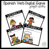 Google Digital Game in Spanish *Verbs*