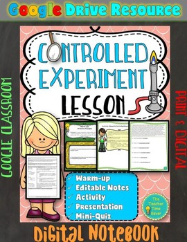 Google Digital Lesson- Controlled Experiment