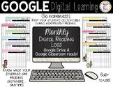 Google Digital Reading Logs