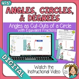Google Distance Learning Angle Measures as Cut Outs of a C
