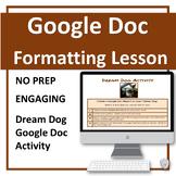 Google Doc Computer Application Lesson