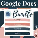 Google Docs Assignments, Projects, & Tutorials Bundle