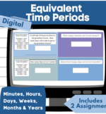 Google Download - Equivalent Time Periods- 2 Assignments - SOL