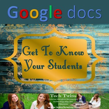 Google Docs - Getting to Know You Assignment