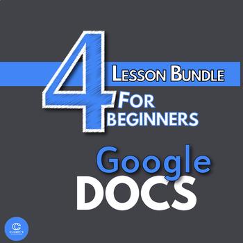 Google Docs Bundle - 4 Essential Lessons for beginners