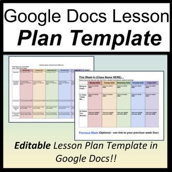Blank Lesson Plan Template Doc from ecdn.teacherspayteachers.com