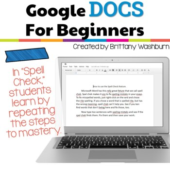 Google Docs Lessons for Beginners