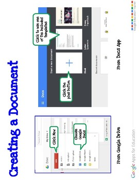 Google Docs Manual
