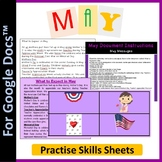 Word Processing for Google Docs™: May, Mothers Day, Teachers Appreciation Week