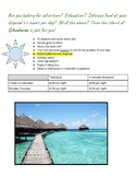 Computer Activity in Google Docs-Make a travel flyer for a