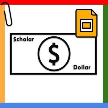 Google Docs ™︱Scholar Dollar
