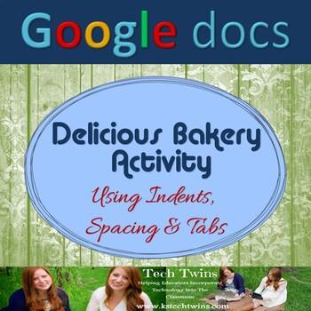 Google Docs - Using Indents, Tabs, & Spacing