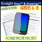 Google Docs and Google Drawing Activity Project