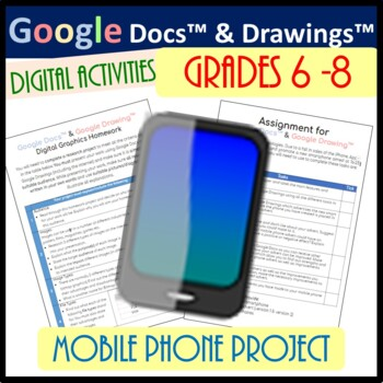 Activity Project For Google Docs And Google Drawings By Computer