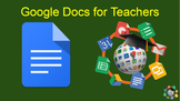 Google Docs for Teachers (Online Course)