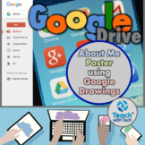 Google Drawing About Me Poster Activity