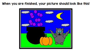 Google Drawing Halloween - Google Drive - Technology - Special Education