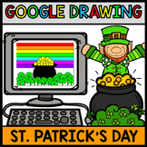 Google Drawing St. Patrick's Day - Google Drive - Technology - Special Education