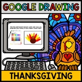 Google Drawing - Thanksgiving Turkey - Google Drive - Google Classroom
