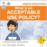 What is an Acceptable Use Policy? - Digital Citizenship