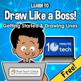 Google Drawings Lines - Draw Like a Boss!