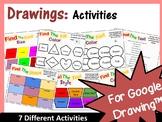 Practise Drawings Skills (Grades K-3) for Google Drawings™