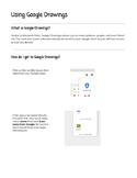 Google Drawings for Beginners