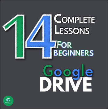 Google Drive Bundle - 14 Complete Lessons for Beginners