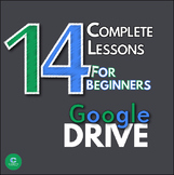 Google Drive Bundle - 14 Complete Lessons for Beginners (D