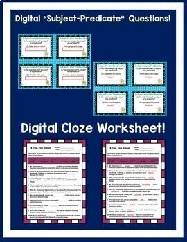 A Fine, Fine School Journeys 3rd Grade Unit 1 Lesson 1 Google Digital Resource