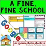 A Fine, Fine School Journeys 3rd Grade Unit 1 Lesson 1 Google Drive Resource